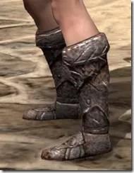 Draugr Iron Sabatons - Female Side