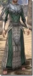 Ebonheart Pact Homespun Robe - Female Front