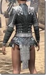Ebony Rawhide Jack - Female Rear