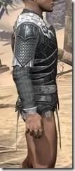 Ebony Rawhide Jack - Male Right