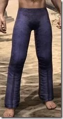 Loose-Fit Trousers - Male Front