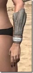Mazzatun Iron Gauntlets - Female Side