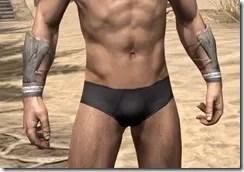 Mazzatun Iron Gauntlets - Male Front