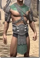 Minotaur Homespun Jerkin - Male Front