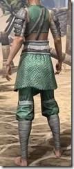 Minotaur Homespun Robe 1- Female Rear