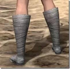 Minotaur Homespun Shoes - Female Rear