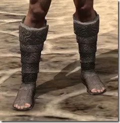 Minotaur Rawhide Boots - Male Front