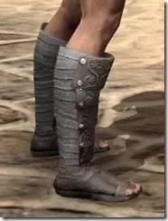 Minotaur Rawhide Boots - Male Right