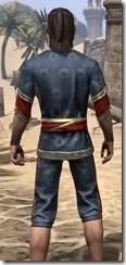 Moon-Sugar Festival Suit - Male Close Rear