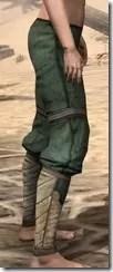 Outlaw Homespun Breeches - Female Right