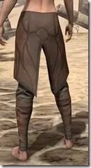Outlaw Rawhide Guards - Female Rear