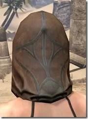 Outlaw Rawhide Hat - Female Rear
