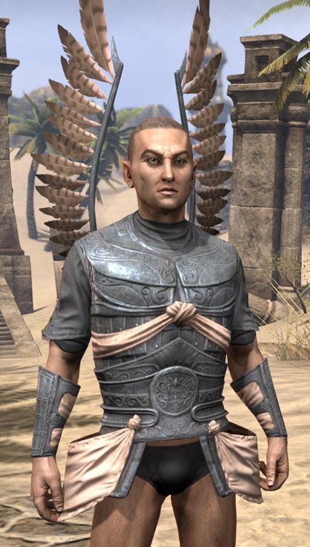Eso Fashion Ra Gada Iron Elder Scrolls Online