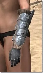 Skinchanger Iron Gauntlets - Female Side