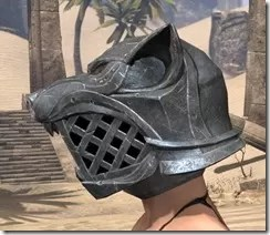 Skinchanger Iron Helm - Female Side