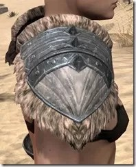 Skinchanger Iron Pauldron - Female Right