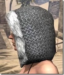 Stahlrim Frostcaster Iron Hat - Female Side