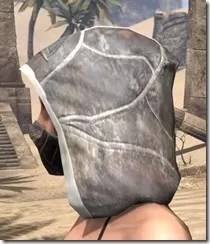 Thieves Guild Iron Helm - Female Side