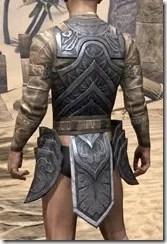 Yokudan Iron Cuirass - Male Rear