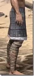 Yokudan Iron Greaves - Male Right