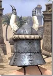 Yokudan Iron Helm - Female Rear