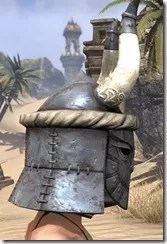 Yokudan Iron Helm - Female Right