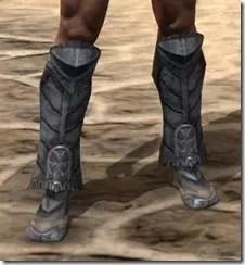 Yokudan Iron Sabatons - Male Front