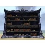 Coldharbour Bookshelf, Filled Wide