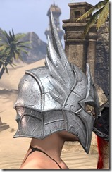 Divine Prosecution Heavy Helm - Female Right