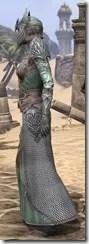 Divine Prosecution Light - Female Robe Side