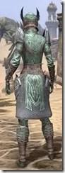 Divine Prosecution Light - Female Shirt Rear