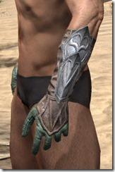 Divine Prosecution Light Gloves - Male Side