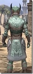Divine Prosecution Light - Male Robe Close Rear