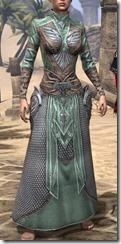 Divine Prosecution Light Robe - Female Front