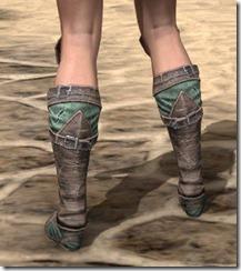 Divine Prosecution Light Shoes - Female Rear