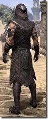 Elemental Succession - Male Robe Rear
