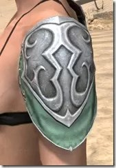 Sapiarch Iron Pauldron - Female Side