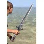 Sapiarch Iron Sword
