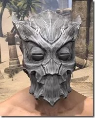 Scalecaller Iron Helm - Male Front