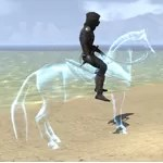 True Ghost Horse