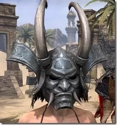 Tsaesci Iron Helm - Female Front