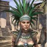 Xanmeer Doyen's Feather Tiara