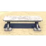Alinor Bench, Marble