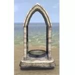 Alinor Shrine, Limestone Raised