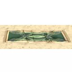 Alinor Table Runner, Verdant
