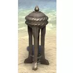 Alinor Urn, Bronze