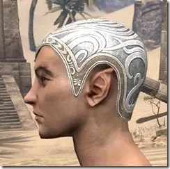 Psijic Skullcap Hat Male Side