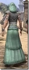 Pyandonean Homespun - Female Robe Rear