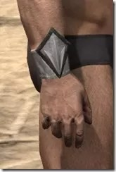 Pyandonean Homespun Gloves - Male Right