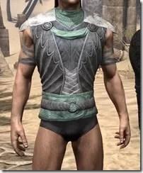 Pyandonean Homespun Jerkin - Male Front